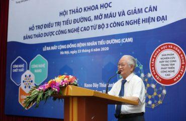 Việt Nam bào chế thành công Nano lá sen, giảm béo, mỡ máu mạnh gấp 30 lần