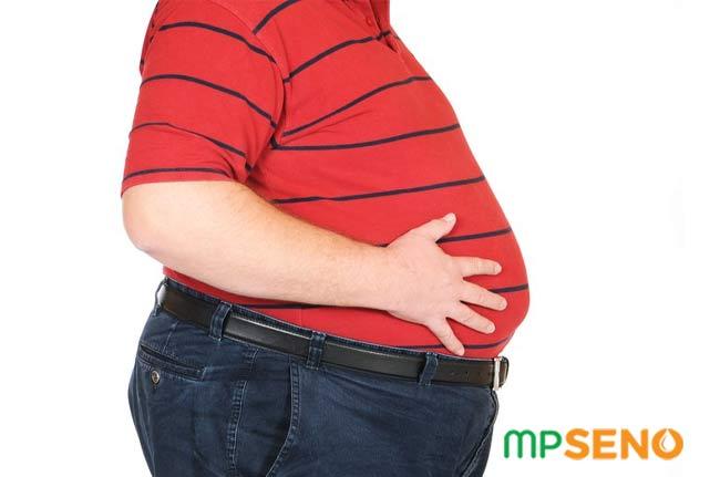 Người béo phì có nguy cơ mắc mỡ máu rất cao